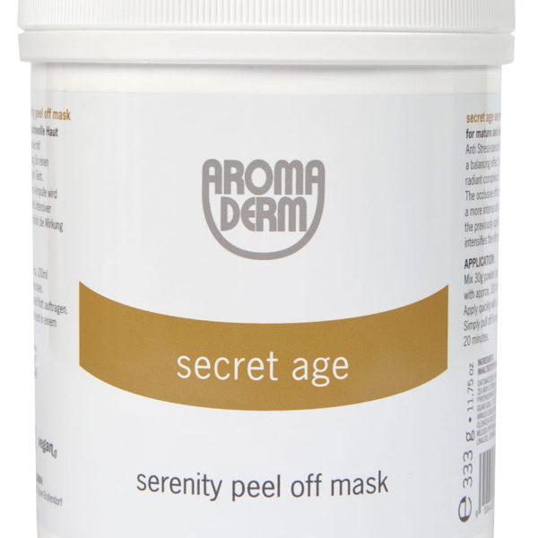 Secret Age - Perfekcyjna pielęgnacja skóry dojrzałej i wymagającej.